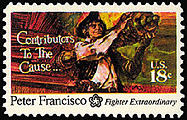 """Peter Francisco """"Um Herói da Revolução Americana com Raízes Açoreanas"""""""