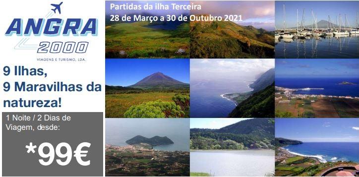 Açores Cá Dentro 2021